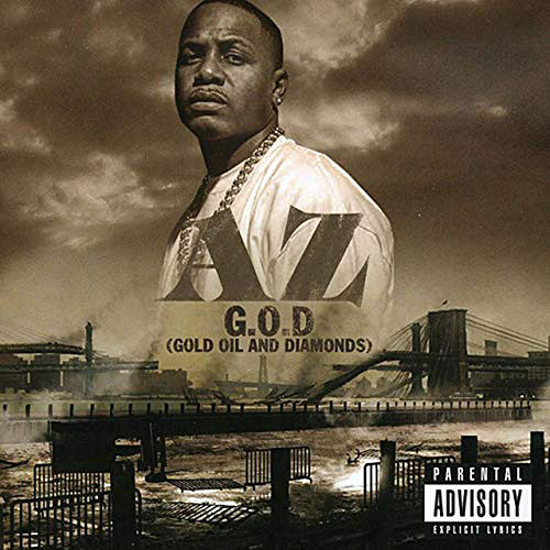 G.O.D. (Gold, Oil & Diamonds) von AZ