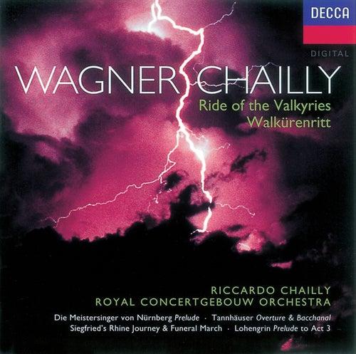 Wagner Overtures di Royal Concertgebouw Orchestra