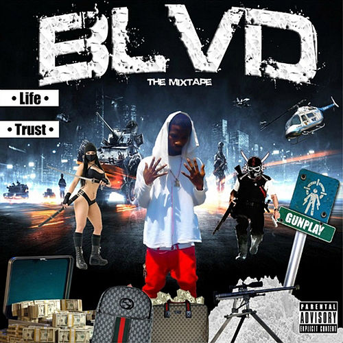 Blvd the Mixtape by King Von