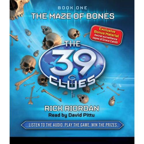 The Maze of Bones - The 39 Clues, Book 1 (Unabridged) von Rick Riordan