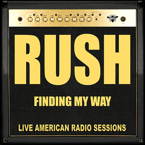 Finding My Way (Live) de Rush