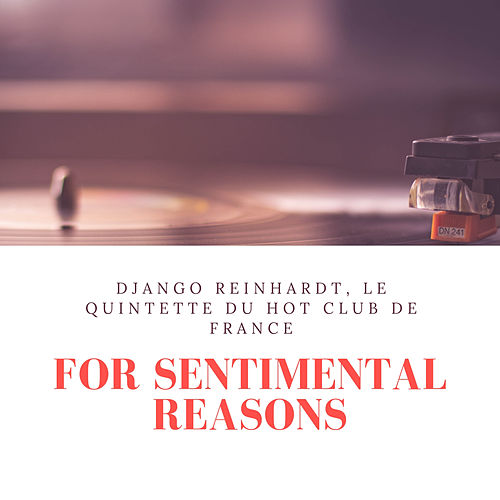 For Sentimental Reasons de Django Reinhardt