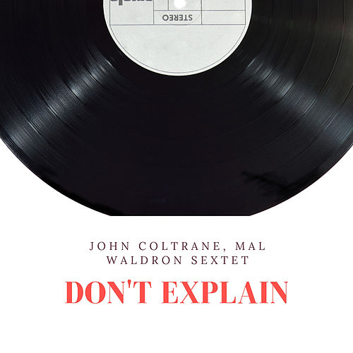 Don't Explain von Various Artists