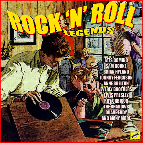 Rock 'N' Roll Legends de Various Artists