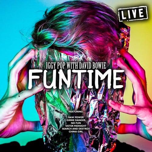 Funtime (Live) de Iggy Pop