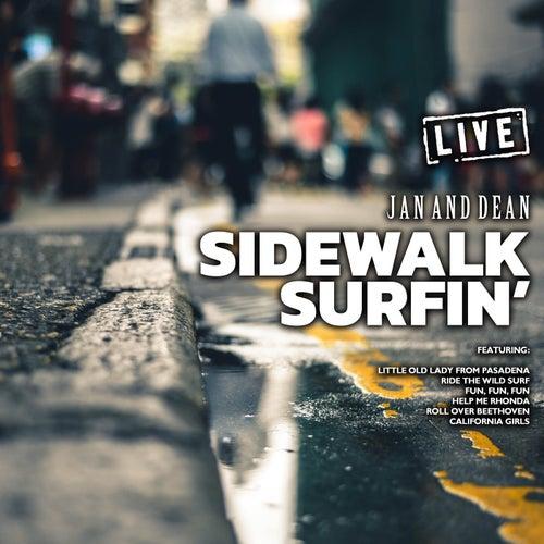 Sidewalk Surfin' (Live) de Jan & Dean