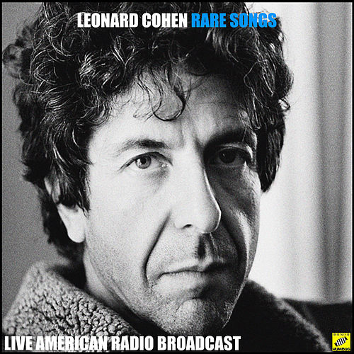 Rare Songs (Live) by Leonard Cohen