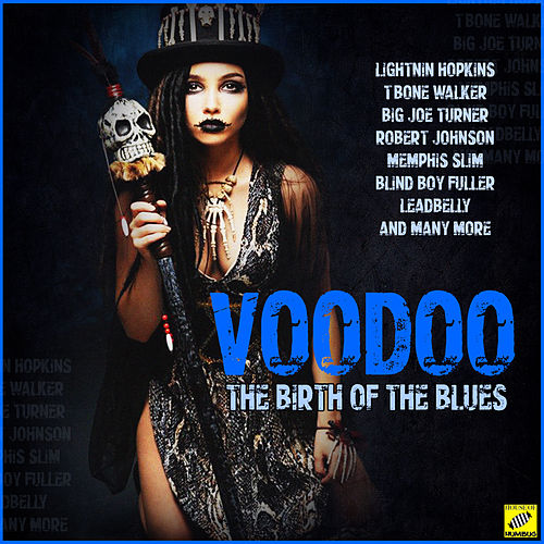 Voodoo - The Birth of the Blues de Various Artists