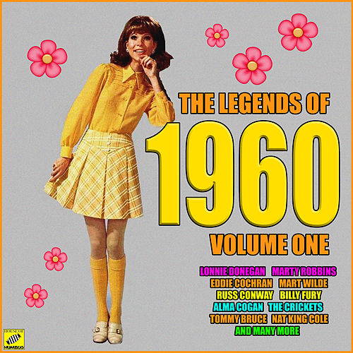 The Legends of 1960 - Volume One de Various Artists