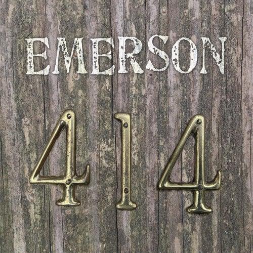 Emerson 414 de Bill Emerson