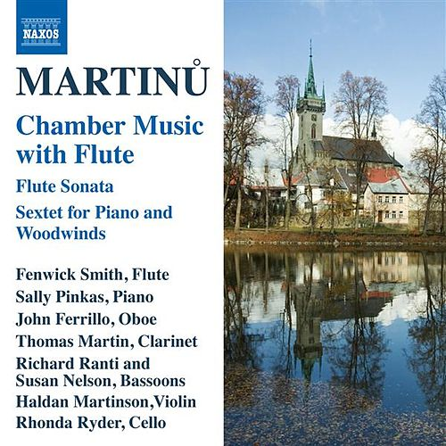 Martinu: Chamber Music with Flute von Various Artists