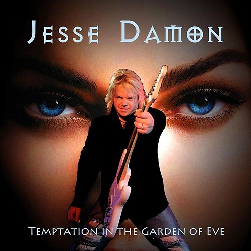 Temptation in the Garden of Eve by Jesse Damon