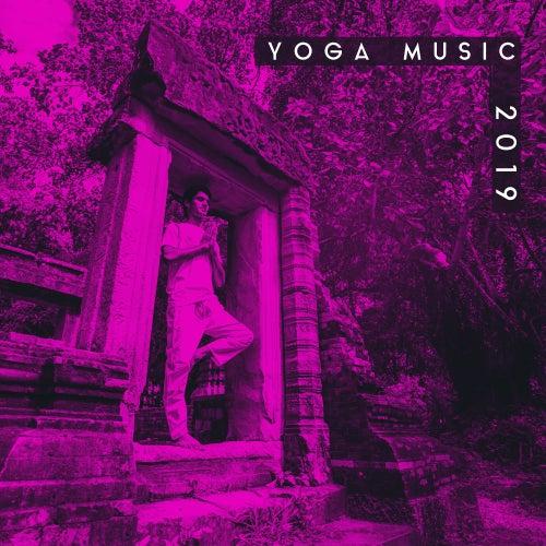 Yoga Music 2019: Meditation Music Zone, Zen, Reiki, Yoga Practice, Deep Harmony, Stress Relief, Yoga Training de Meditación Música Ambiente