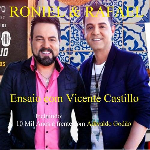 Ensaio Com Vicente Castillo by Roniel