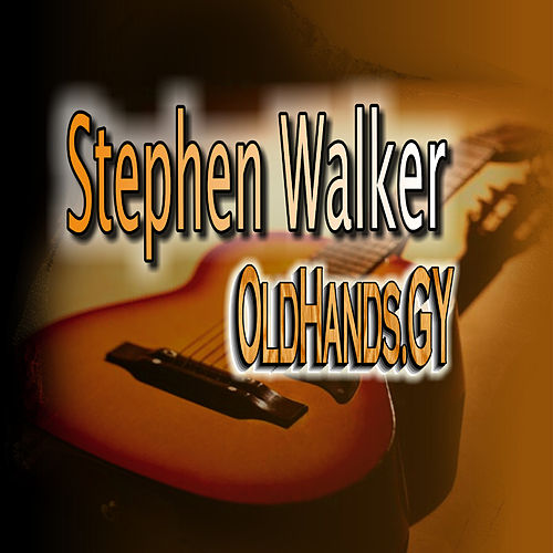 I Can't Do It Again de Stephen Walker