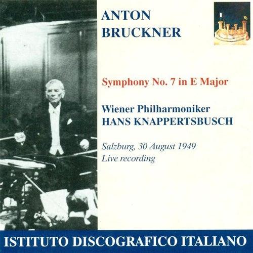 Bruckner, A.: Symphony No. 7 von Hans Knappertsbusch