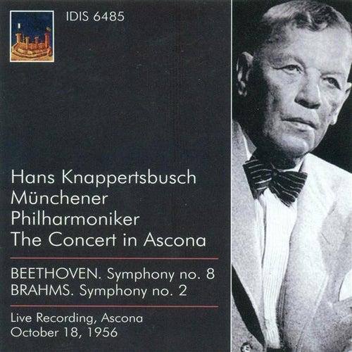 Beethoven, L. Van: Symphonies Nos. 2 and 8 (Munich Philharmonic, Knappertsbusch) (1956) von Hans Knappertsbusch