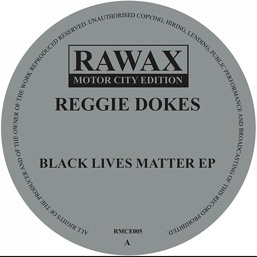 Black Lives Matter de Reggie Dokes