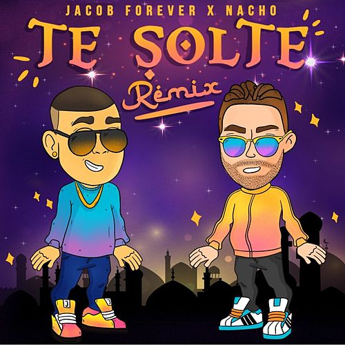 Te Solte (Remix) de Jacob Forever