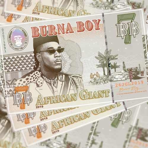 African Giant de Burna Boy