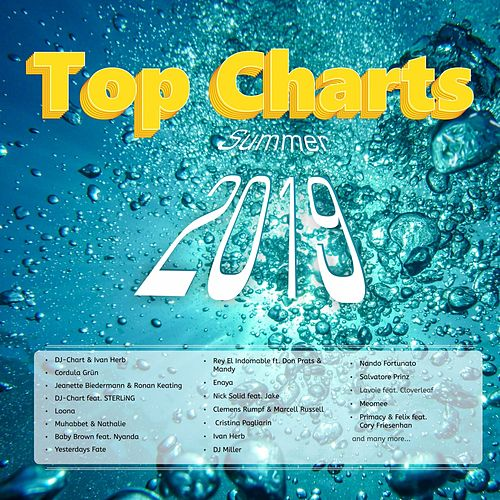 Top Charts Summer 2019 by Various Artists
