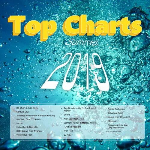 Top Charts Summer 2019 fra Various Artists