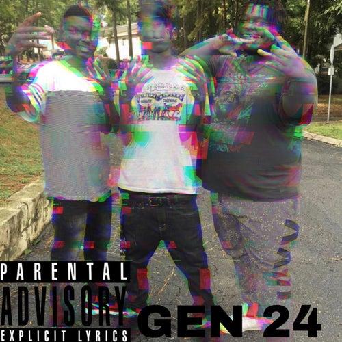 Gen 24 by Ganja Bitxh