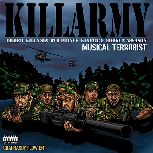 Musical Terrorist de Killarmy