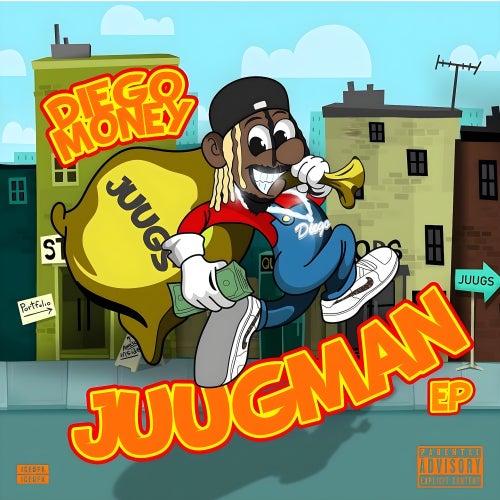 Juugman - Ep by Diego Money