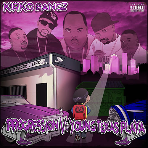 Progression V: Young Texas Playa by Kirko Bangz