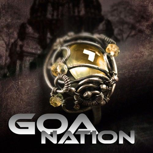Goa Nation de Various Artists