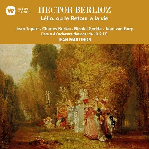 Berlioz: Lélio, ou le Retour à la vie by Jean Martinon