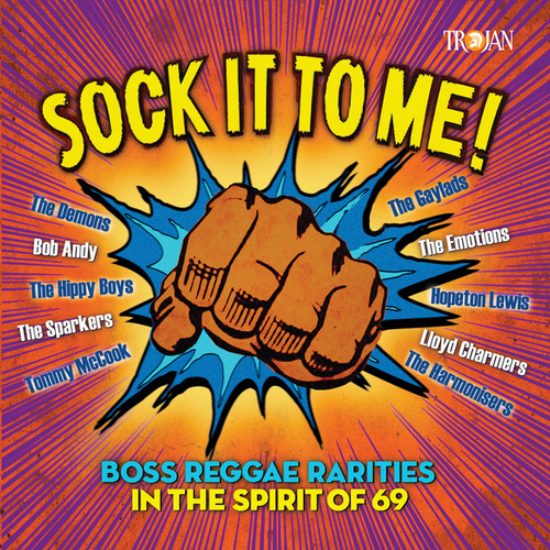 Sock It to Me: Boss Reggae Rarities in the Spirit of '69 by Various Artists