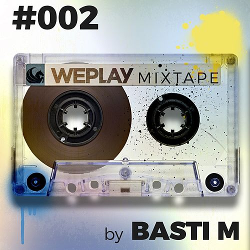 WEPLAY Mixtape #002 - by Basti M (DJ Mix) de Basti M