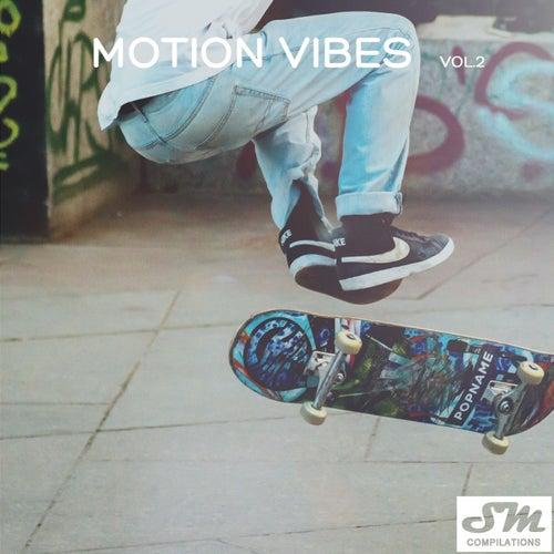 Motion Vibes, Vol. 2 - EP de Various Artists