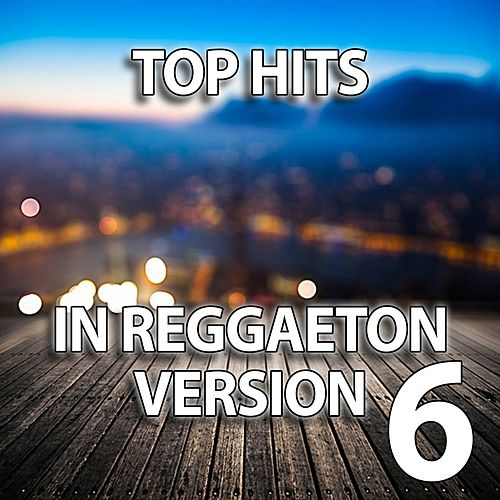 Top Hits in Reggaeton Version, Vol. 6 von Reggaeboot