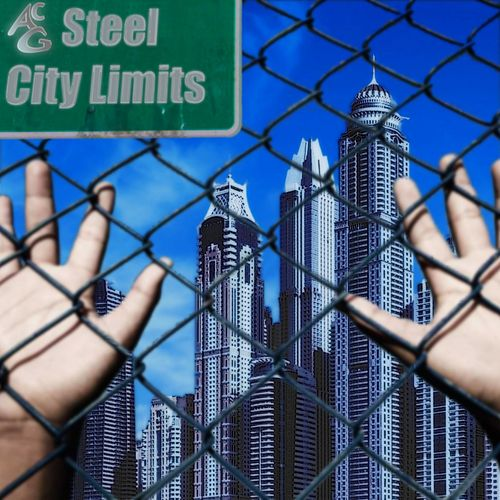 Steel City Limits von Acg