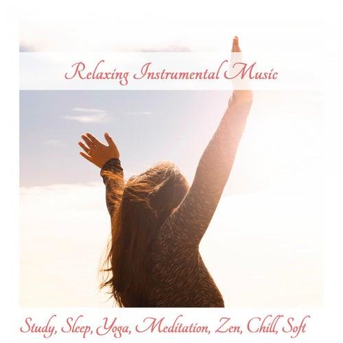 Relaxing Instrumental Music: Study, Sleep, Yoga, Meditation, Zen, Chill, Soft de Various Artists