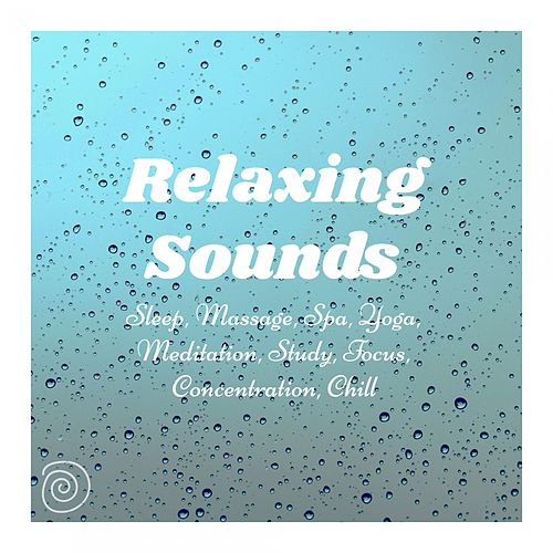 Relaxing Sounds: Sleep, Massage, Spa, Yoga, Meditation, Study, Focus, Concentration, Chill de Various Artists