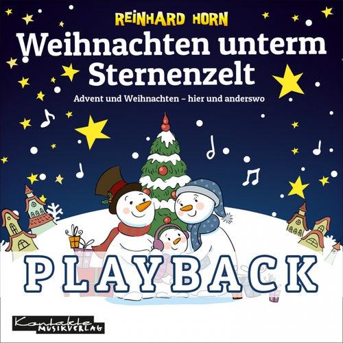 Weihnachten unterm Sternenzelt (Playback) von Reinhard Horn