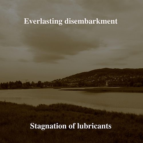 Stagnation of Lubricants by Everlasting Disembarkment