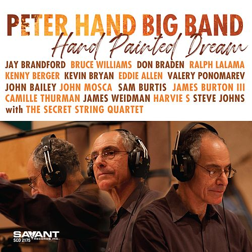 Hand Painted Dream de The Peter Hand Big Band