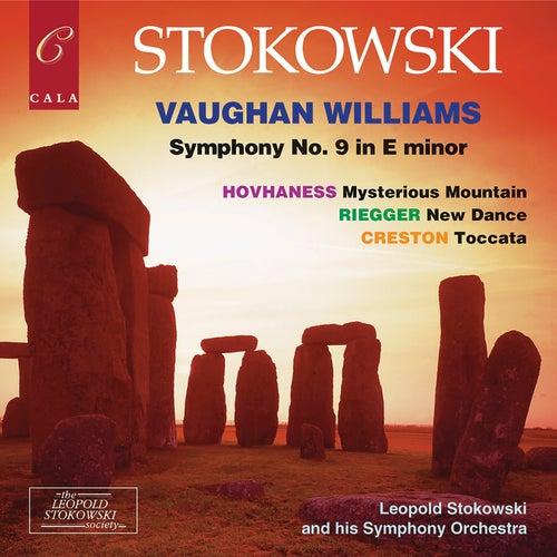 Vaughan Williams, Riegger, Hovhaness & Creston: Symphonic Works de Leopold Stokowski