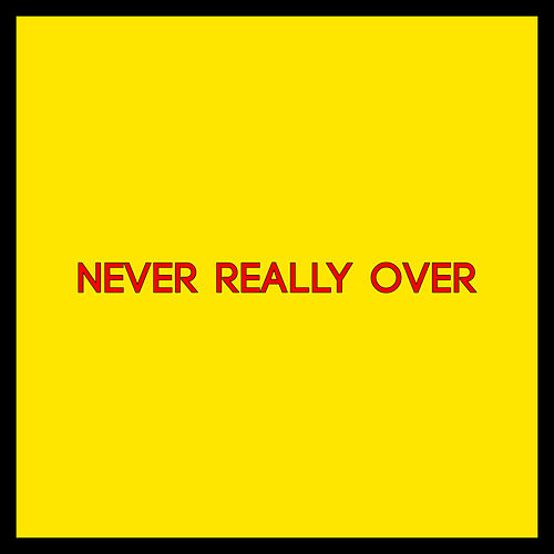 Never Really Over de Vini Rockers