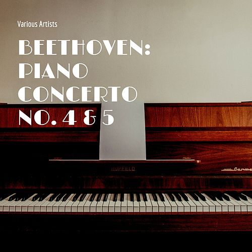CD36_Beethoven: Piano Concerto No. 4 & 5 by Philharmonia Orchestra