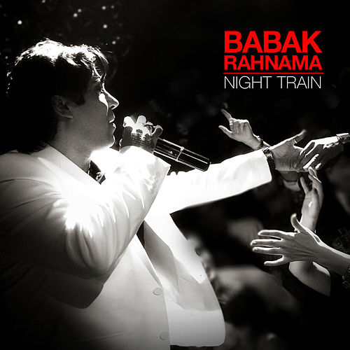 Night Train - Ghatare Shab by Babak Rahnama