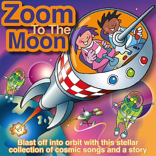 Zoom to the Moon by Kidzone