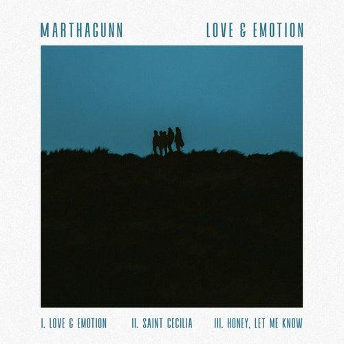 Love & Emotion - EP by MarthaGunn