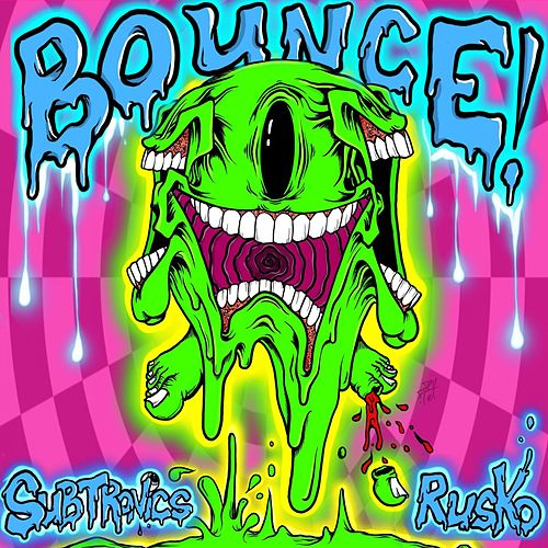 Bounce by Rusko