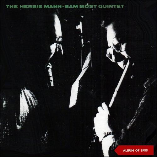The Herbie Mann-Sam Most Quintet (Album of 1955) by Herbie Mann